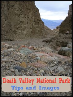 Death Valley National Park tips and images {from Handbook of Nature Study} @Barb