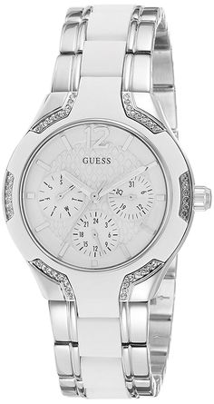 Buy GUESS WATCH WOMAN W0556L1 Online at Low Prices in India - Amazon.in 5a7aa58c33