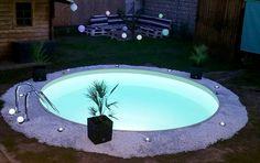 conZero Customer Testimonials Pool Academy The P Herb Garden Design, Modern Garden Design, Piscina Oval, Build Your Own Pool, Pergola Design, Stock Tank, Garden Care, Small Gardens, Outdoor Projects