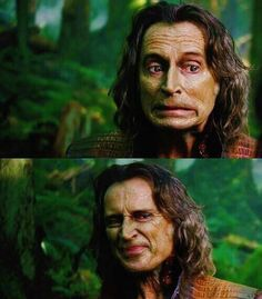 Rumple faces are the best :)