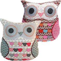 Pute - Ugle, blomstrete Baby Barn, Room Inspiration, Barnrummet, Baby Products, Owls, Owl, Tawny Owl, Babies Stuff