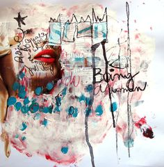 Being a woman (inspiration basquiat) | Flickr - Photo Sharing!