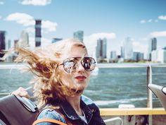 NYC-1011147 Oslo, Nyc, Sunglasses, Fashion, Moda, Fashion Styles, Sunnies, Shades, Fashion Illustrations
