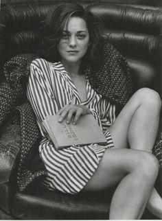 Marion Cotillard - Vanity Fair Italia by Bruce Weber, September 29th 2010