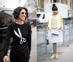 FALL  STREET STYLE 2013 | ... girl: Knitting Inspiration - Fashion Week Fall 2013 Knitwear Favorites
