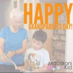 25 Questions for Kids to Ask Grandparents on National Grandparents Day