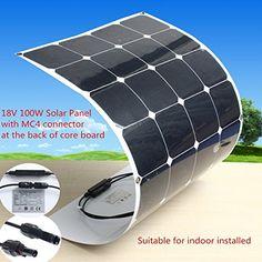 Mohoo 100W 18V Monokristalline Solarpanel Energie Semi Fl... https://www.amazon.de/dp/B01F8JK28W/ref=cm_sw_r_pi_dp_x_Qiubyb1FB99DS