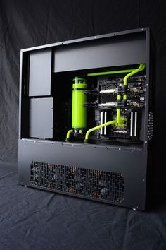 Nice clean rig. One of the better ones I have seen of this case