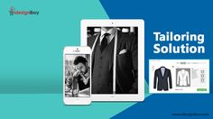 Now tailors can make their business more profitable by selling products in a new way. #Custom #clothes #design #software is a powerful #eCommerce solution that enable tailors to get more customers and boost sales.