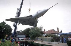 Another delta Avro is receiving some attention; the very cute 707A experimental aircraft owned by the Royal Australian Air Force Museum. Our thanks to the museum for sending this link, and for taking such good care of a fascinating piece of Vulcan history.
