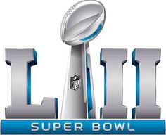 993daa648 Attend Superbowl Festivities (T) Super Bowl Primary Logo - Super Bowl LII  logo