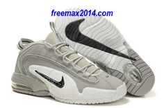 on sale 93806 9a7ed Nike Air Max Penny 1 Wolf Grey Black White, cheap Nike Air Penny If you  want to look Nike Air Max Penny 1 Wolf Grey Black White, you can view the  Nike ...