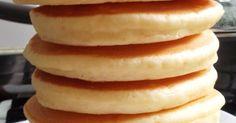 低糖質で美味しいパンケーキ!多く作って冷凍保存も♪粉類を合わせておいてホットケーキミックスとして常備もオススメです♡♡