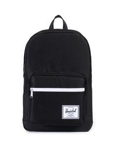Herschel Pop Quiz Backpack Black #stylemadeeasy