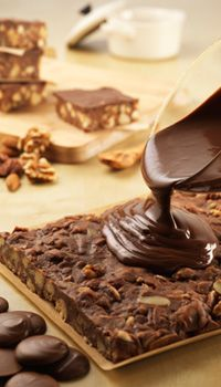 Butlers Chocolate Biscuit Nut Crunch Recipe