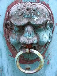 unusual door knockers - Google Search