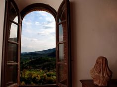 Wedding in Italy, Tuscany Castle - Only in Tuscany you have this view