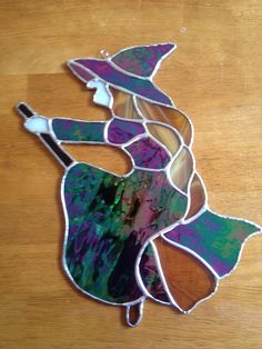 At ByCoco you can find hand crafted glass art from suncatchers to window panels, to upcycled bottles, or you can custom order a unique design in Stained Glass Stained Glass Ornaments, Stained Glass Suncatchers, Stained Glass Designs, Stained Glass Projects, Stained Glass Patterns, Stained Glass Art, Stained Glass Windows, Mosaic Glass, Fused Glass