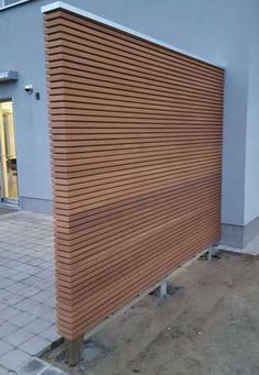 garten modern Garden fences made to measure, natural and easy to maintain # walled garden # easy to