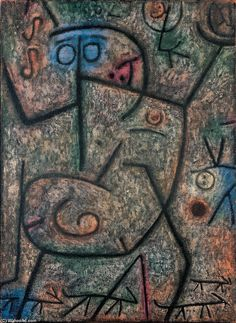 Paul Klee (1879-1940, Switzerland)