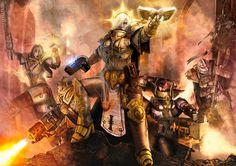 warhammer 40k, Females finally get their chance