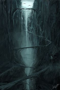 """""""Valley of the Shadow of Death"""" by Josiel Souza"""