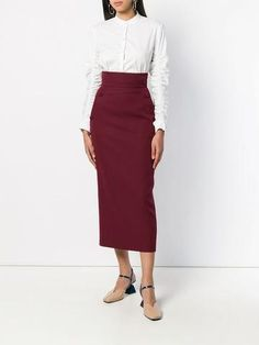 Prêt-à-porter WOMEN – #byOOTD Waist Skirt, High Waisted Skirt, Luxury Fashion, Skirts, Shopping, Collection, Women, High Waist Skirt, Skirt