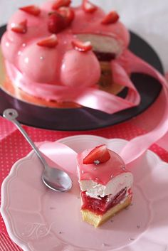 entremets-fraise-ganache-montee-vanille-benoit-couvrand6