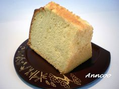Durian Chiffon Cake | Anncoo Journal - Come for Quick and Easy Recipes