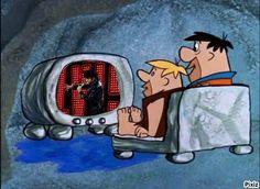 Flintstones and Elvis