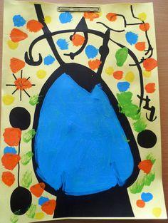 Tapa del Projecte de Joan Miró.