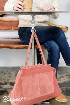Live with Passion Floral Inspirational Purse Bag Hanger Holder Hook