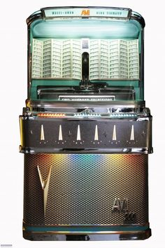 Come round and play on my jukebox.