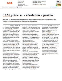 IAM dans Ouest France le 3 mars 2017