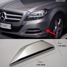 BRENTHON Car Bumper Detail Tip Pair for Mercedes Benz NEW CLS & AMG #BRENTHON  #Headlamp #Bump_Tip #Emblem #detailkorea  #Mercedes_Benz #AMG #Benz