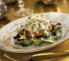 Fried Green Tomatoes with Crabmeat Rémoulade   WWOZ New Orleans 90.7 FM