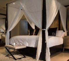 8 Self-Reliant Tricks: Canopy Bedroom Thoughts window canopy reading corners.Canopy Bed Ideas To Get canopy curtains studio apartments. Canopy Bedroom, Dream Bedroom, Home Decor Bedroom, Modern Bedroom, Master Bedroom, Canopy Beds, Bedroom Romantic, Fabric Canopy, Decor Room