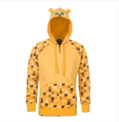 Minecraft Costume Hoodie Minecraft Ocelot Hoodie Jacket Coat US Youth SIZE SUPER CUTE Great Quality from Ryantong24,$19.69 | DHgate.com