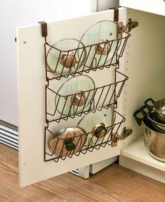 Inspiring Small Apartment Kitchen Organization 12