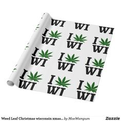 Weed Leaf Christmas wisconsin xmas hanukkah party