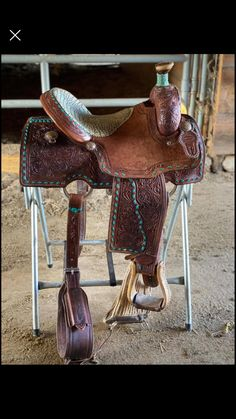 Western Horse Tack, Western Riding, Horse Barns, Horse Riding, Horses, Roping Saddles, Barrel Racing Saddles, Cowboy And Cowgirl, Cowboy Hats