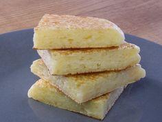 Pan de Queso Fit en Sartén (sin gluten) – Fitlicioso