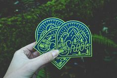 """Go Out and Shoot - 3"""" Embroidered Patch"""