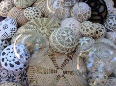 Crochet circle helps artist create museum installation | News | Almanac Online |