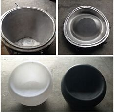 Rotational Molding Plastic Chair Mould, Plastic Furniture Mould, Aluminum Roto Mold