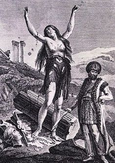 Greece enslaved' from the pamphlet 'War-call' by Adamantios Korais, Source: Athens, Benaki Museum. Benaki Museum, Greek Language, Greek History, War, Athens, Greece, Painting, Greece Country, Greek