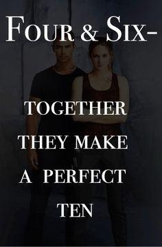 Never realized this ~Divergent~ ~Insurgent~ ~Allegiant~