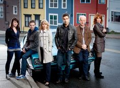 The cast of Republic of Doyle (Season 3)