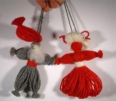 Lankatonttu | Punomo Christmas Crafts, Christmas Ornaments, Holiday Decor, Home Decor, Crafting, Decoration Home, Room Decor, Christmas Jewelry, Christmas Decorations