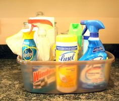 Working Mom Cleaning & Chore Schedule « My Sweetnest